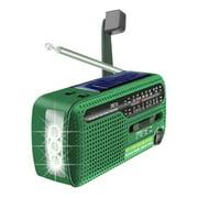 Best Windup Radios - Bullpiano Emergency Weather AM/FM NOAA Solar Powered Wind Review