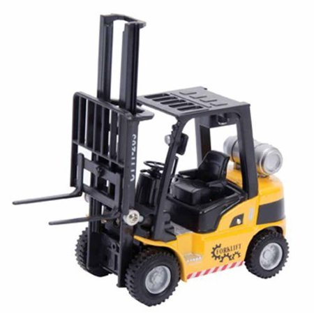 Diecast Forklift, Sound Effect By Schylling