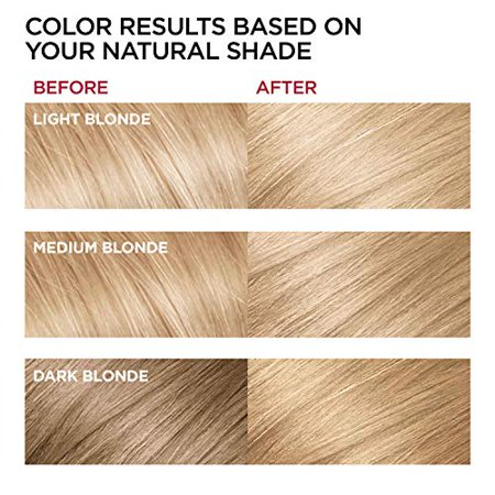 Superior Preference - 9 Natural Blonde (Natural) by LOreal Paris for Unisex - 1 Pack Hair Color - image 1 de 5