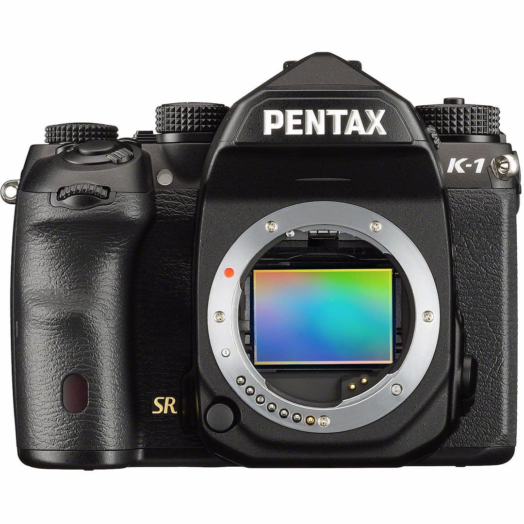 Pentax K-1 36.4 Megapixel Full Frame DSLR Camera (Body Only)