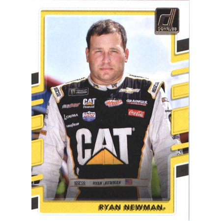 2018 Donruss #46 Ryan Newman Racing Card