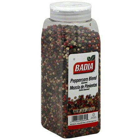 Badia Peppercorn Blend Seasoning, 16 oz (Pack of 6)