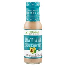 Salad Dressing & Toppings: Primal Kitchen Dreamy Italian Dressing