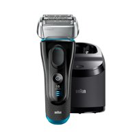 Braun Series 5 5190cc Mens Wet Dry Electric Shaver with Clean Station