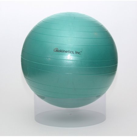 Isokinetics Inc. Brand Exercise Ball Stacker - Clear - Sold Individually
