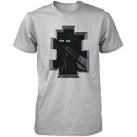 Minecraft Enderman Inside Youth T Shirt