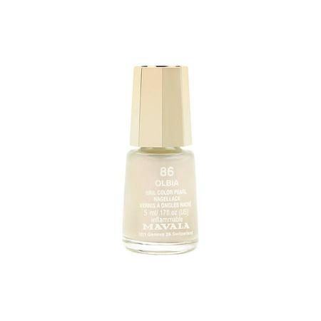 - Mavala Switzerland Nail Color Cream 86 Olbia