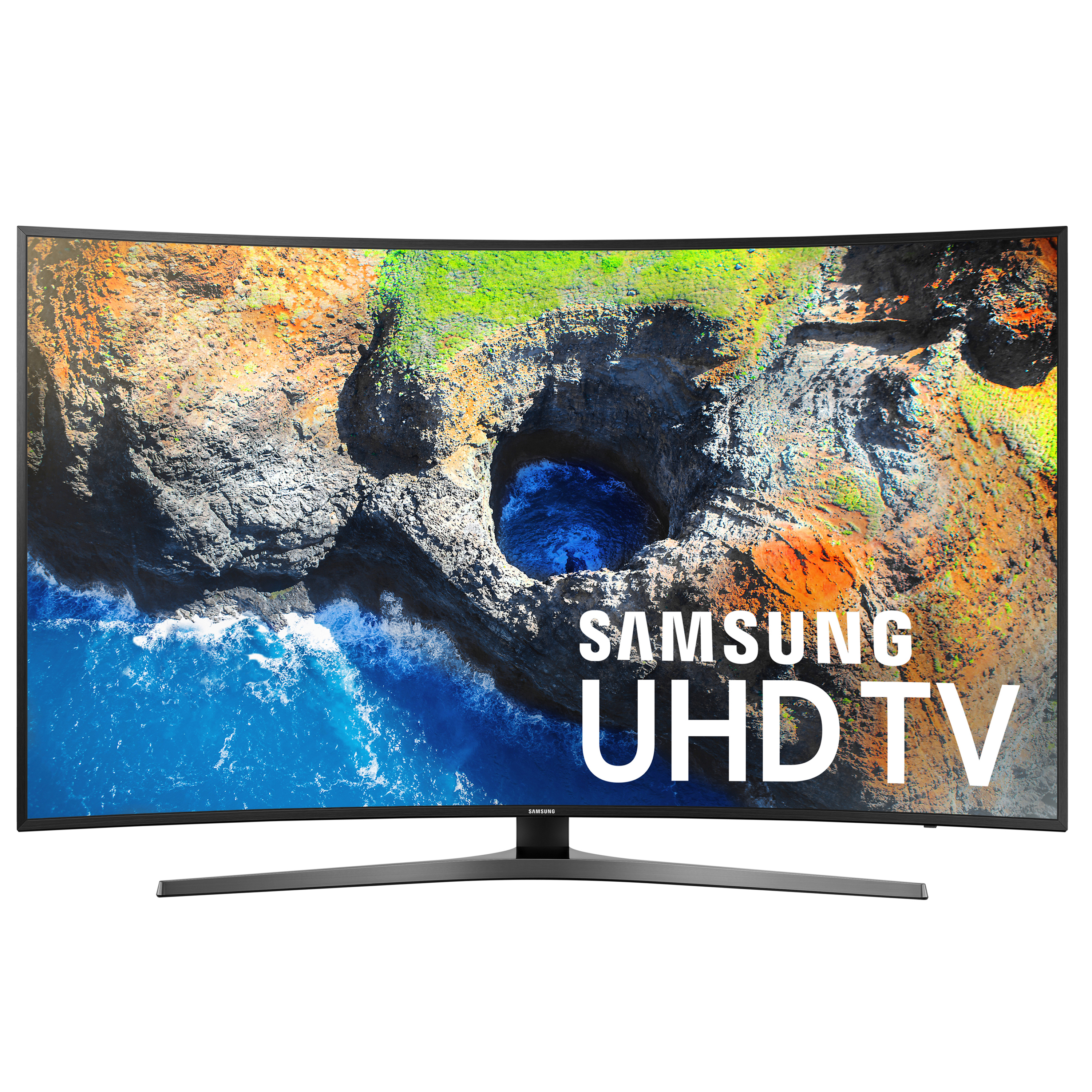 "SAMSUNG 49"" Class Curved 4K (2160P) Ultra HD Smart LED TV (UN49MU7500FXZA)"