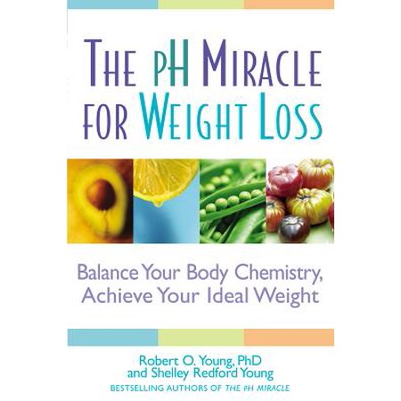 The pH Miracle for Weight Loss - eBook