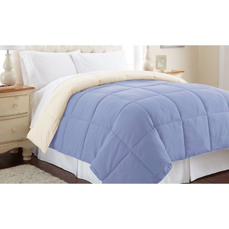 Image of Reversible Down Alternative Comforter Multiple Colors