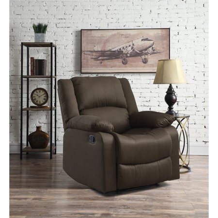 Life Care Recliner (Relax-A-Lounger Harrisburg Recliner in Chocolate )