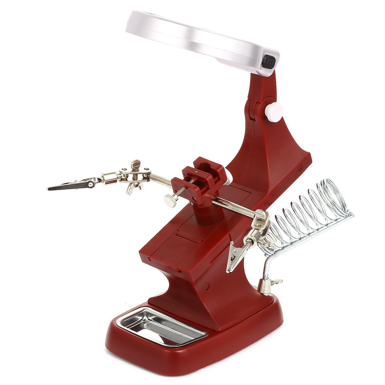Desk Top Multifuncitional Welding Magnifier DADEAYS