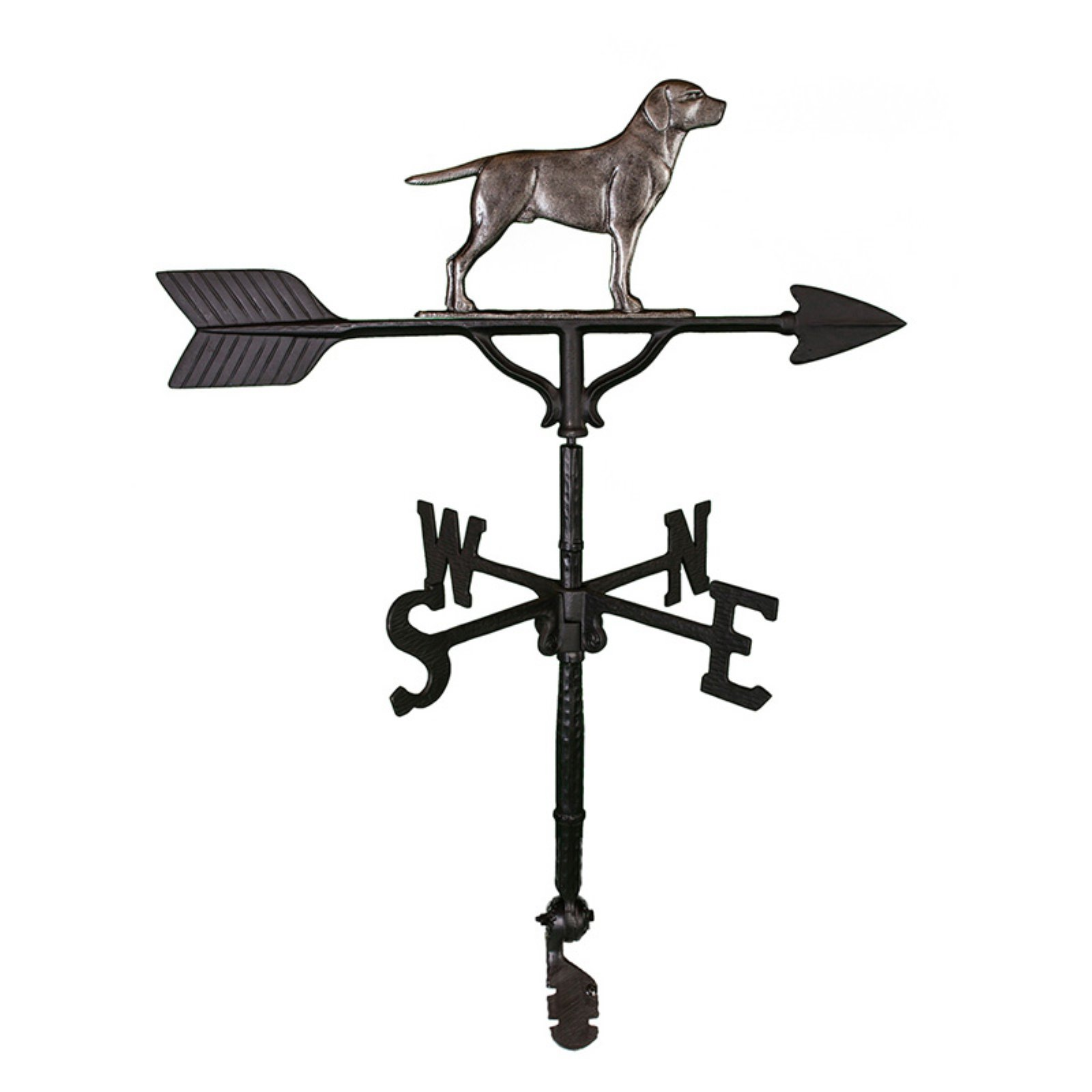 Swedish Iron Lab Weathervane 32 in. by Montague Metal Products