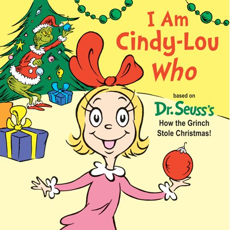 I Am Cindy-Lou Who (Board Book) - Cindy Lou Who Outfit