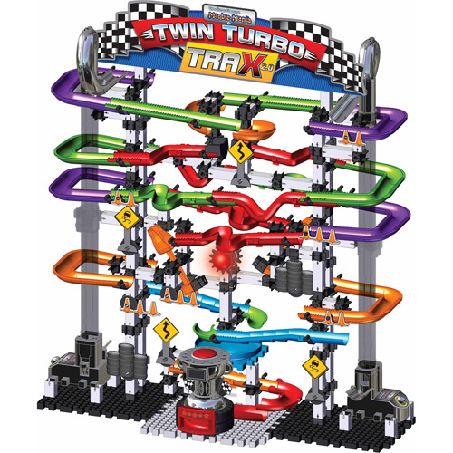 The Learning Journey Techno Gears Marble Mania Twin Turbo Trax 2.0