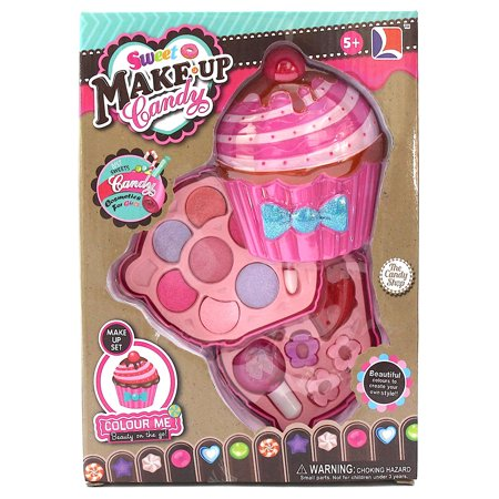 Sweet Makeup Candy Cup Cake - Candy Mare