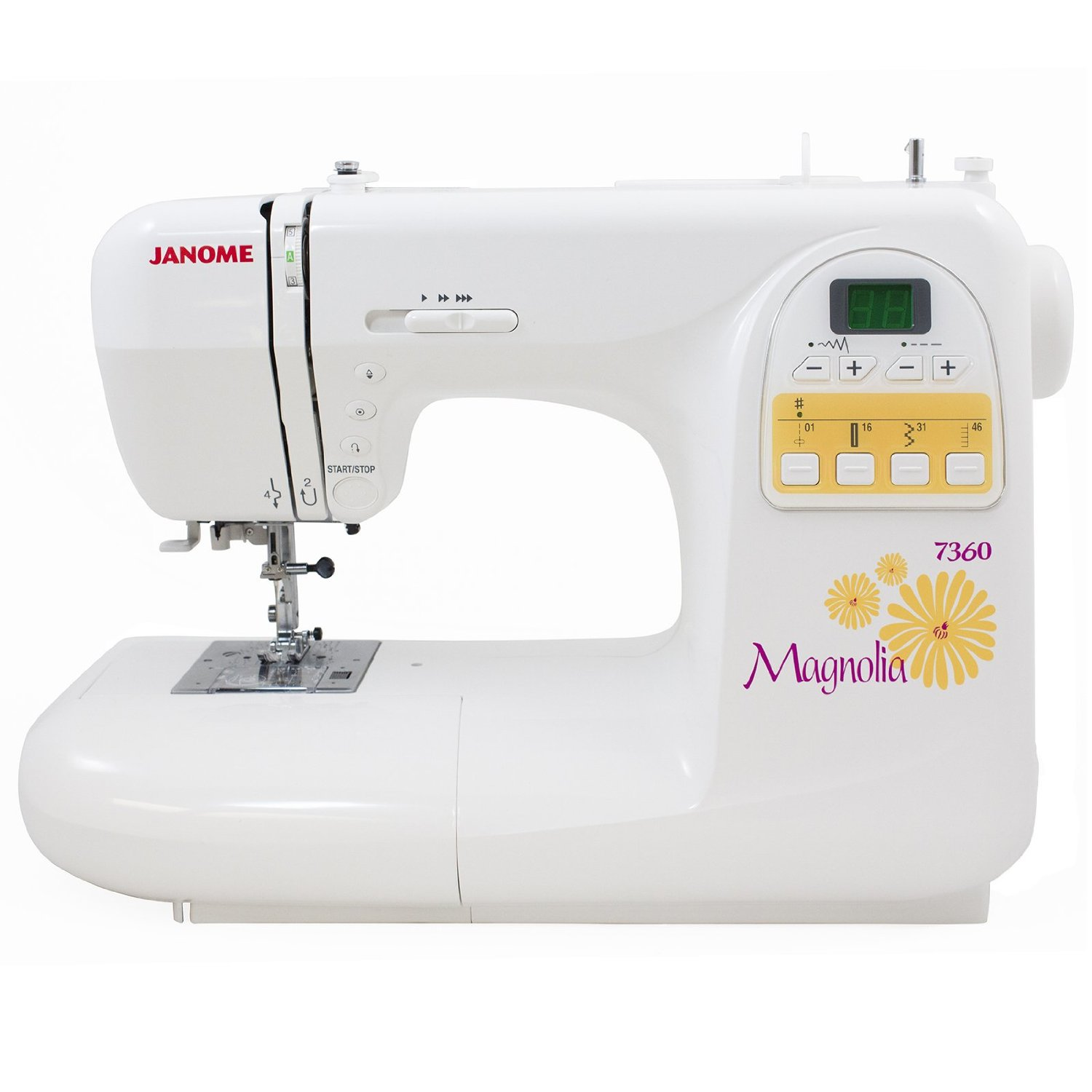 Shop for Janome Sewing Machine Accessories in Sewing. Buy products such as Janome Sewing Machine Tote Bag in Giraffe Pattern at Walmart and save.