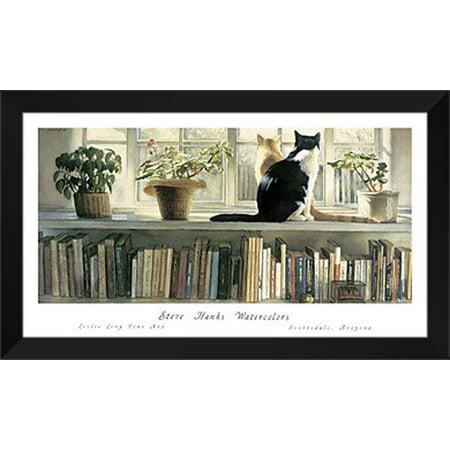 (Steve Hanks Framed Art Print 44x27