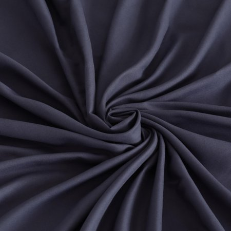 Furinno Angeland Vienne 4-Piece Microfiber Bed Sheet Set, Queen, Navy Blue - image 3 of 4