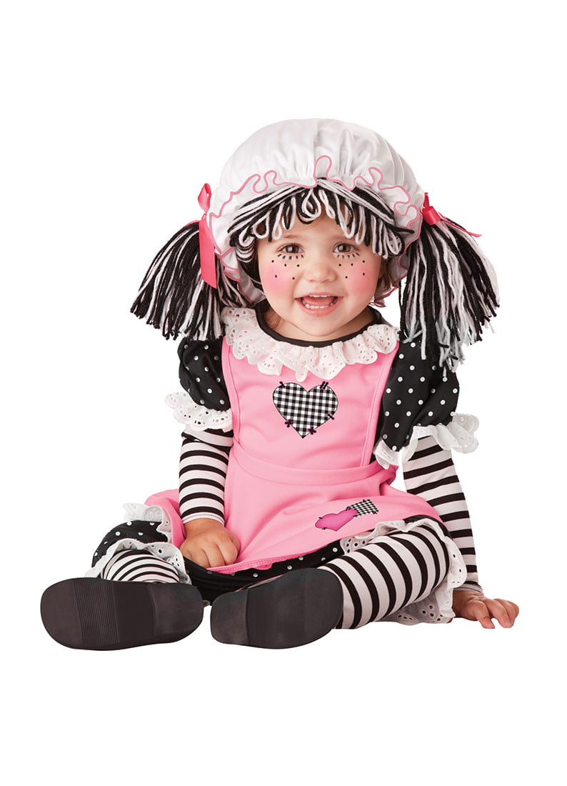 sc 1 st  Walmart & Infant Baby Doll Costume by California Costumes 10029 - Walmart.com