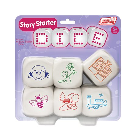 Story Starter Dice - image 1 of 1