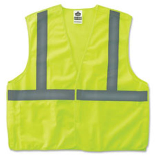 GloWear Lime Econo Breakaway Vest - image 1 de 1