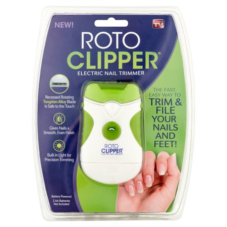 Nail Trimmer Replacement Heads - Roto Clipper Electric Nail Trimmer
