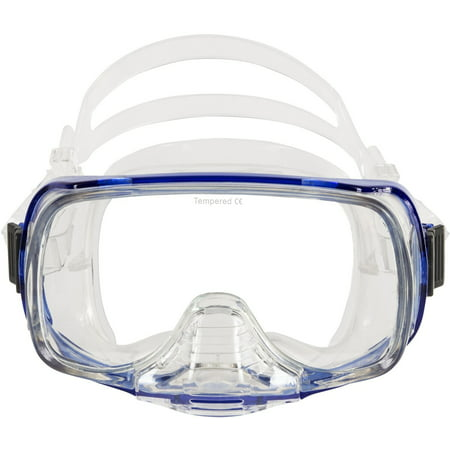 IST M12 Imperial Tri-View Purged Mask (Clear Green)