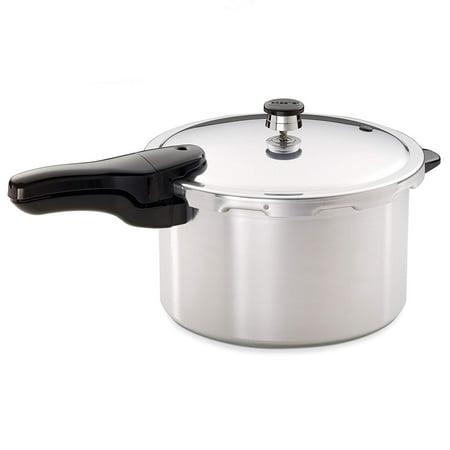 01282 8-Quart Aluminum Pressure Cooker Presto