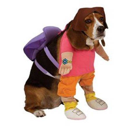 Rubie's Dora the Explorer Pet Costume - Large - Daria Costume