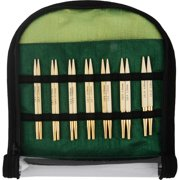 Bamboo Deluxe Special Interchangeable Needles Set