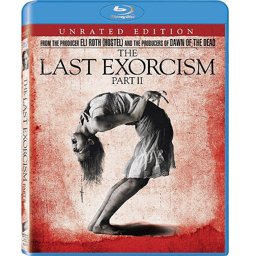 The Last Exorcism Part II (Unrated) (Blu-ray) (With INSTAWATCH) (Widescreen)