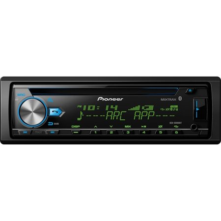 Refurbished Pioneer Deh-x6900bt Single-din In-dash Cd Receiver With Mixtrax, Bluetooth & 13-band Equalizer CD Receiver with