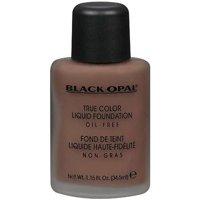 Black Opal: Ebony Brown True Color Liquid Foundation, 1.15 oz