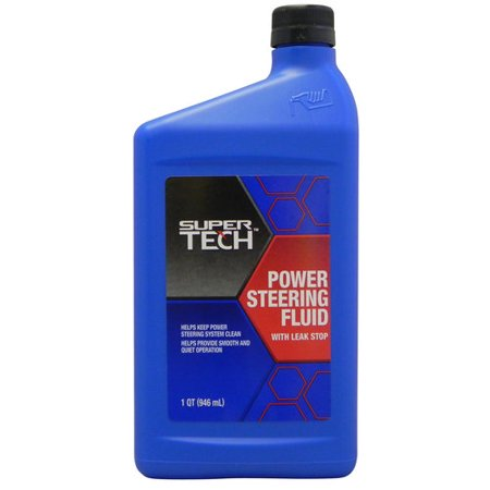 Super Tech Power Steering Fluid, 32 oz Teleflex Power Steering