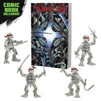 Teenage Mutant Ninja Turtles 35th Anniversary Figure 4 Pack