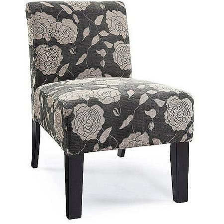 Rose Deco Accent Chair Multiple Colors Walmart Com