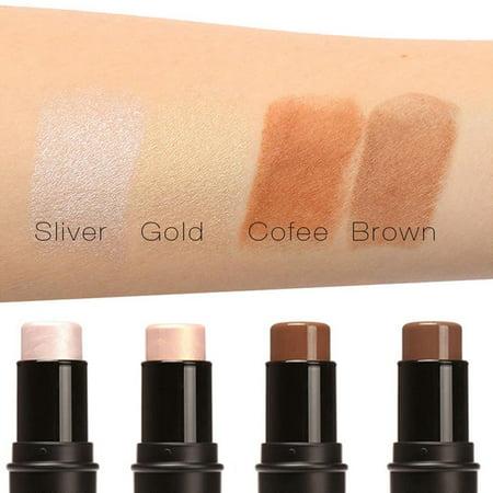 Contour Stick Face Powder Cream Shimmer Concealer Face Highlighter Cybst