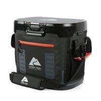 Ozark Trail 36-Can Leakproof Welded Zipperless Cooler, Gray