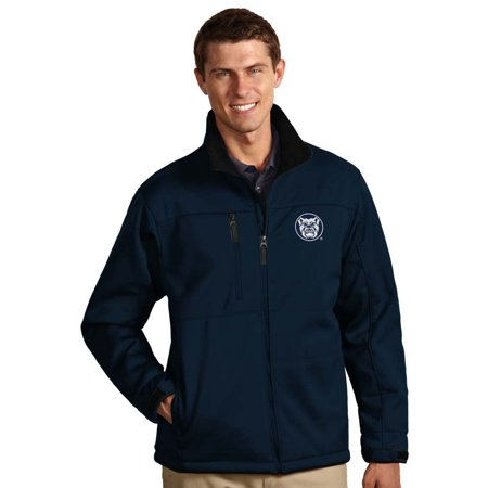 Bustier Jacket (Butler Bulldogs Antigua Traverse Full-Zip Jacket - Navy)
