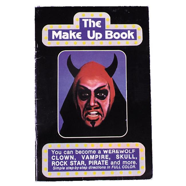 Costumes For All Occasions RB15 Make Up Book