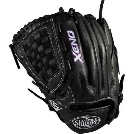 "Louisville Slugger 12"" Xeno Series Fastpitch Softball Glove, Left Hand Throw"