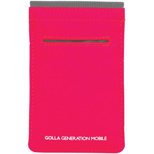 GOLLA CG1066 Samsung(R) Galaxy S(R) III Mobile Pocket Case (Neon Pink)