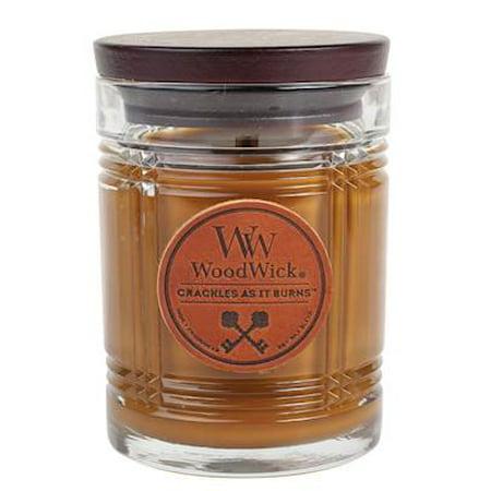 HUMIDOR - RESERVE WoodWick 8.5 oz Scented Jar
