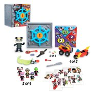 Ryan's World Mystery Spy Vault, 10 Surprise Inside Include Figures and Pretend Play Spy Toy Accessories, Preschool Ages 3 up by Just Play