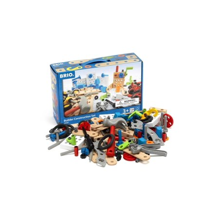 Brio Builder (BRIO Builder 135 Piece Construction Toys)