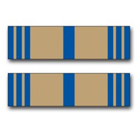 United States Army Armed Forces Reserve Medal Ribbon Decal Sticker 3.8