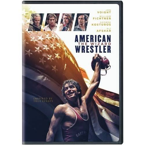 American Wrestler: The Wizard by WARNER HOME VIDEO