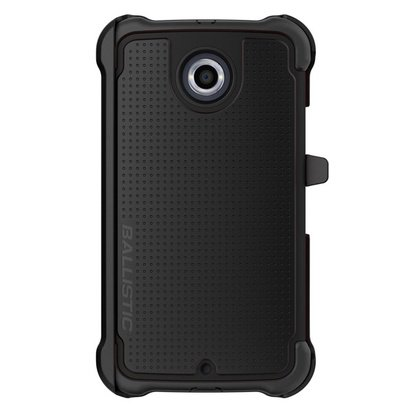 BALLISTIC TX1540-A06C Nexus(R) 6 by Motorola(R) Tough Jacket Maxx(TM) Case with Holster