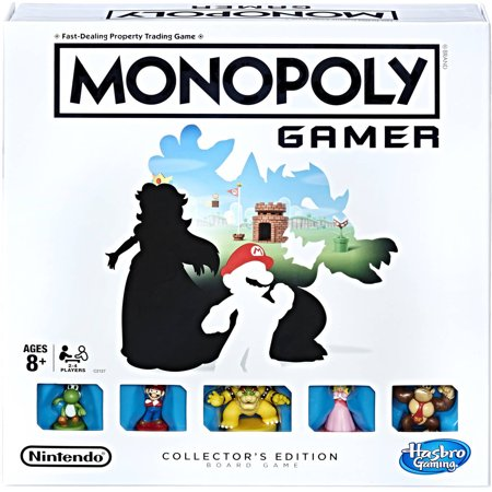 Monopoly Gamer Collector's Edition - Walmart.com
